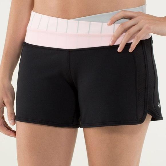 Lululemon Astro Shorts